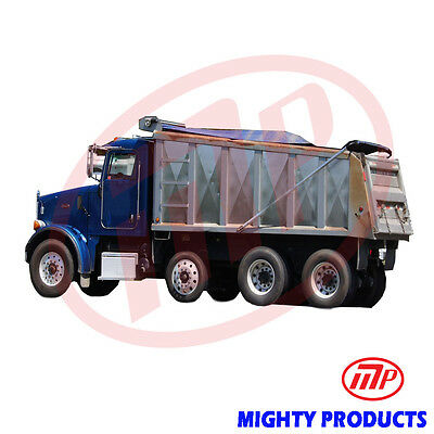 Truck Tarp Flatbed Truck Tarp - Dump Truck Tarp - 7 X 22  Mt-dt-072200