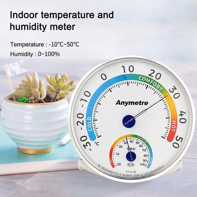 Thermometer Raum-Hygrometer Luftfeuchtigkeitsmesser Außenthermometer Messgerät