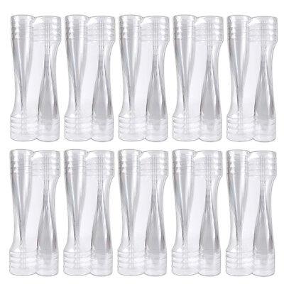 Schramm® 100er Pack Einweg Sektgläser Sektglas Fassungsvermögen 100ml Kunststoff