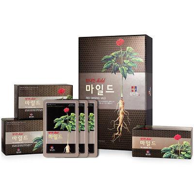 [Express] Chamdahan Korean Red Ginseng Mild 30 Pouches / Ginsenoside 7.5mg