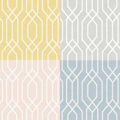 Arthouse New York Geo Pastel Geometric Shape 3D effect Contemporary Wallpaper