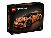Lego 42056 Technic Porsche 911 GT3 RS Brand New Sealed.