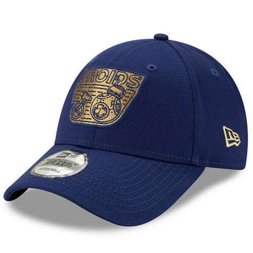 NEW ERA STAR WARS DROID RUNNER CAP ADJUSTABLE SNAPBACK 9FORTY HAT NAVY BLUE GOLD