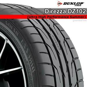 NEW 245/45R17 95W Dunlop Direzza DZ102   2015 #265029816