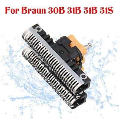 Men's Shaver Cutter Razor Blades Head For Braun 3&5 Series 30B 31B 51B 51S ()