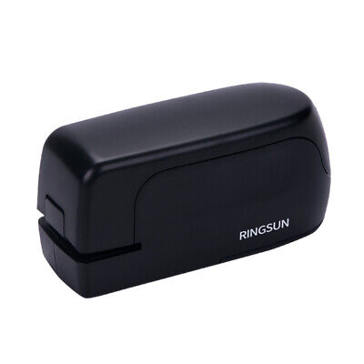 Portable Electric Auto Stapler Binding Stationery Machine For School Office Home