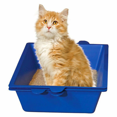 Sifting Sift Away Cat Self Litter Box - 3 Part System - Don't Scoop The Poop Cat