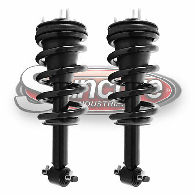 07-14 Cadillac Escalade Front OEM Electronic Complete Strut Assemblies - Pair