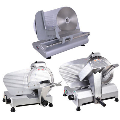 8.51012 Blade Commercial Meat Slicer Deli Veggie Cheese Food Cutter Kitchen