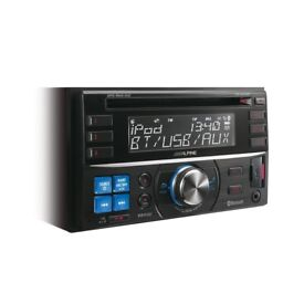 Car radio CD player/MP3/Bluetooth-alpine cde w235bt with amplified subwoofer