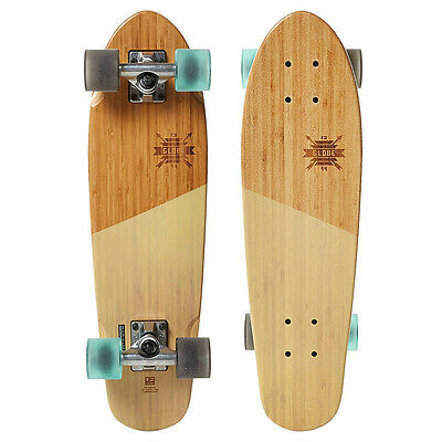 GLOBE NEW Complete Skateboard Mini Cruiser Blazer Bamboo BNWT