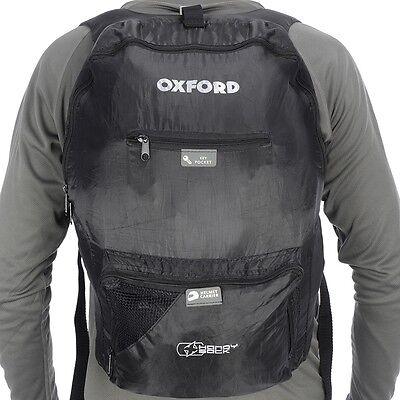 Oxford X Handy Sack Motorbike Motorcycle Luggage Helmet Backpack Rucksack OL860