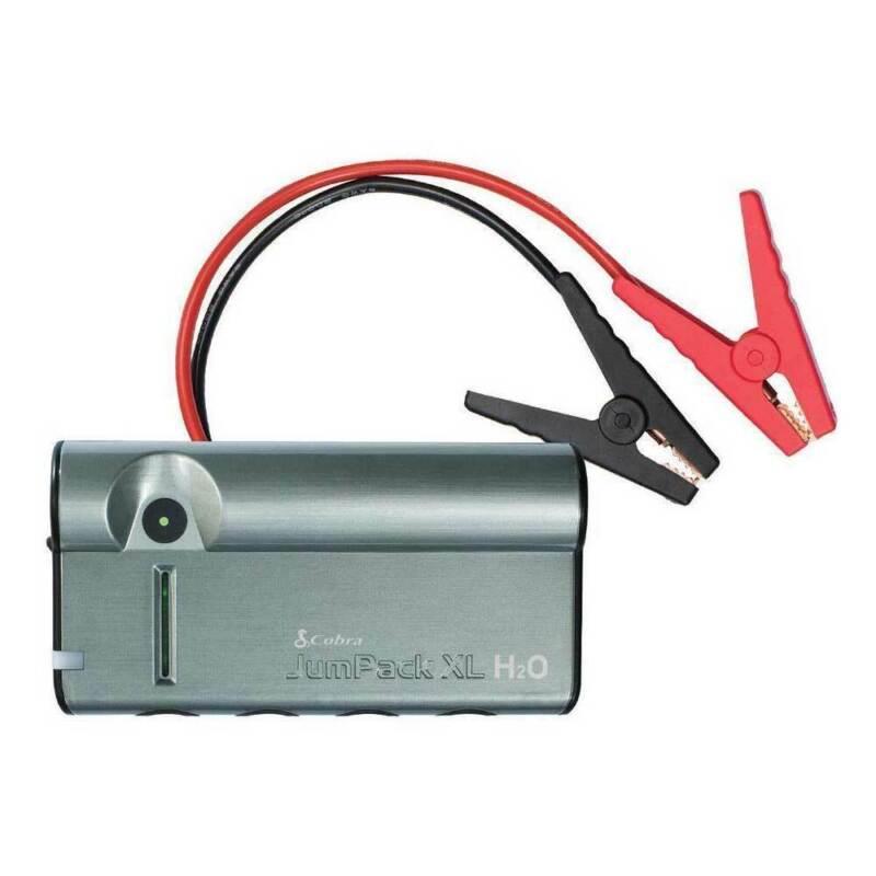 Cobra JumPackXL CPP15000 Portable Power Car Jump Starter Battery Pack 12,000mAh