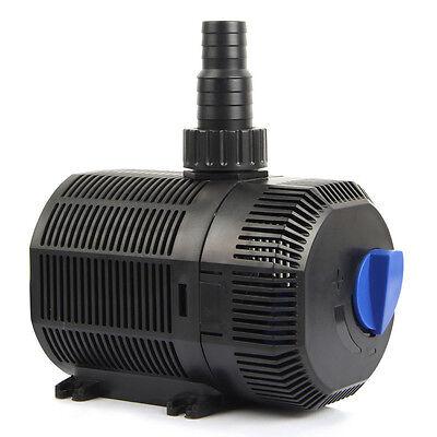 2300L/h Eco Pumpe Teichpumpe Wasserpumpe Filterpumpe Bachlaufpumpe Aquariumpumpe
