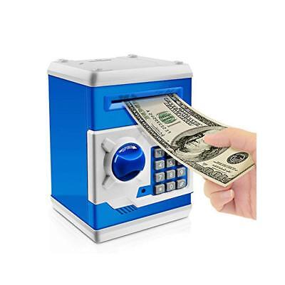 Piggy Bank For Kids Adults Digital ATM Electric Password Saving Box Money Safe - Plastic Piggy Banks For Kids