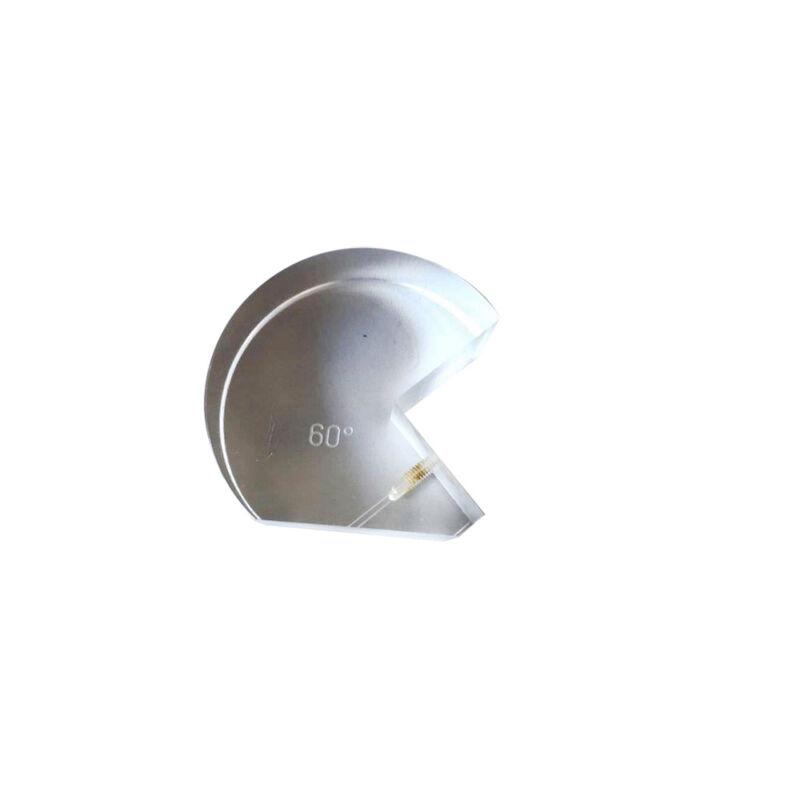 "YUSHI Angle Beam Transducer Housing 60 Degree for 5/8""X3/4"" AWS  NDT Probe"