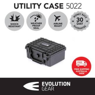 Evolution Gear 5022 Camera Drone Safe Travel Hard Case