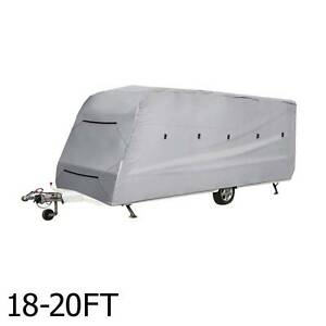 AUS FREE DEL-18-20FT 4 Layers Open Caravan Campervan Cover Straps Sydney City Inner Sydney Preview