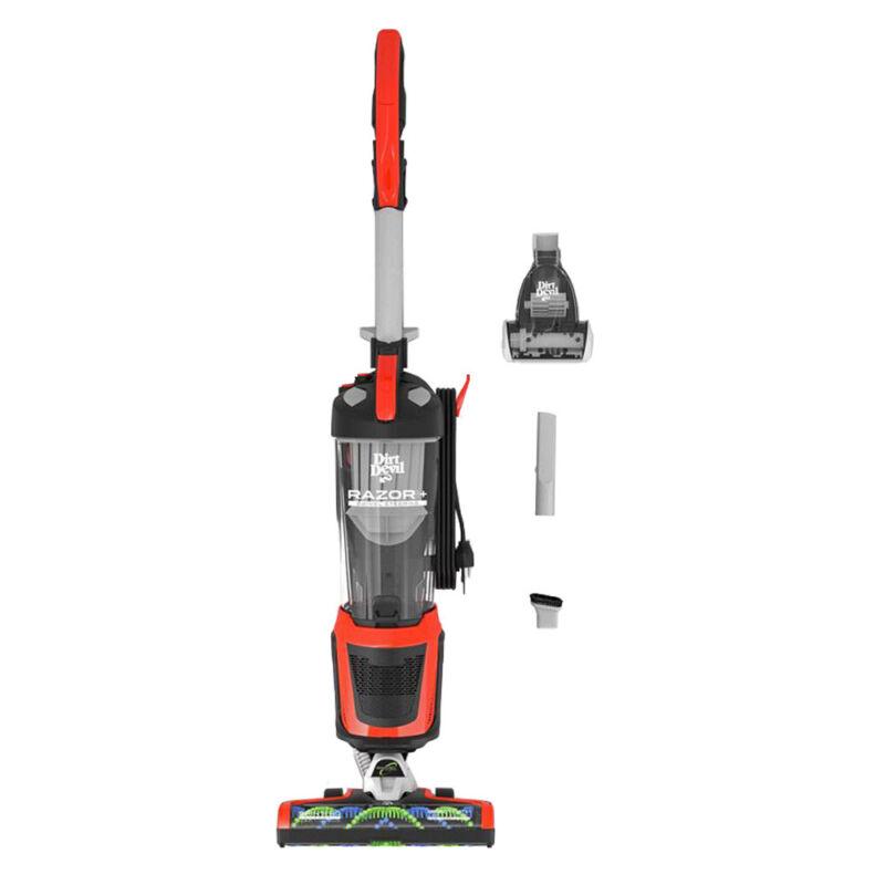 Dirt Devil Razor Advanced Power Swivel Steering Bagless Corded Upright Vacuum
