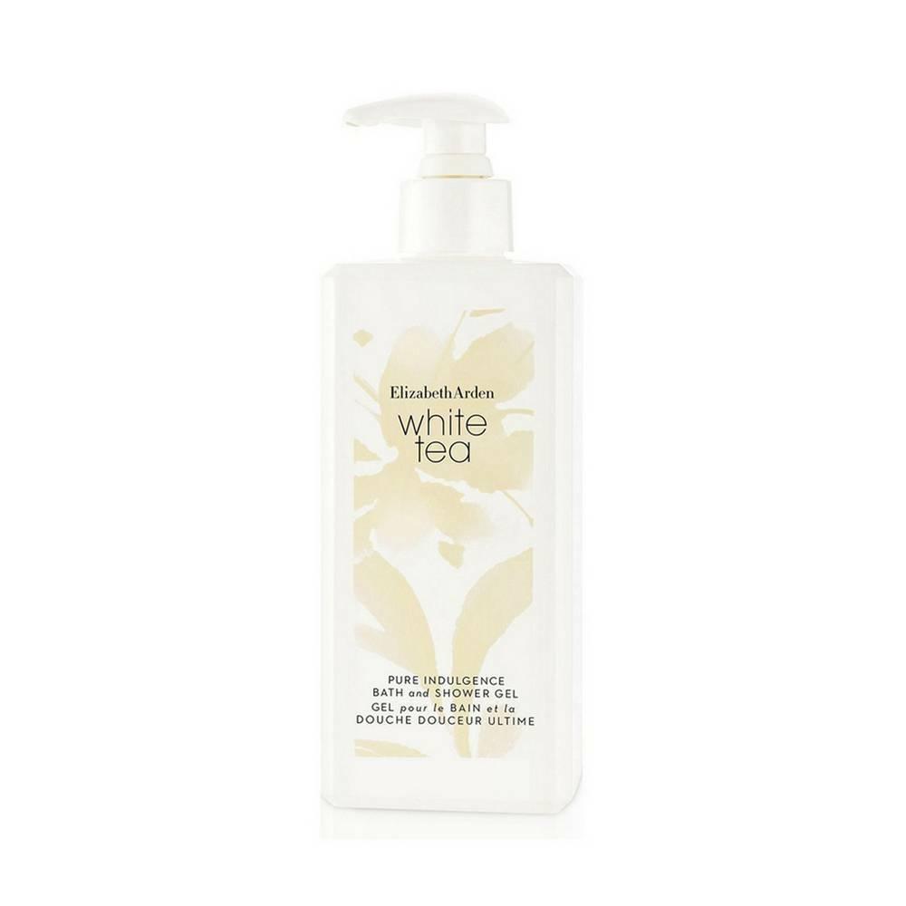 Brand New Elizabeth Arden White Tea Pure indulgence Bath & Shower Gel 400ml