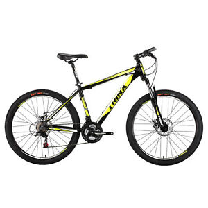 Trinx MTB Mens Mountain Bike 26 inch Shimano Gears 21-Speed 17