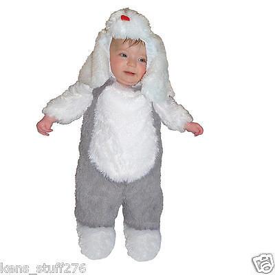 Plush Dog Halloween Costume, Photo Studio, Trick or Treat Baby Suit 0-6 Month