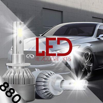 XENTEC LED HID Foglight kit 893 White for 2002-2005 Ford E-350 Club Wagon