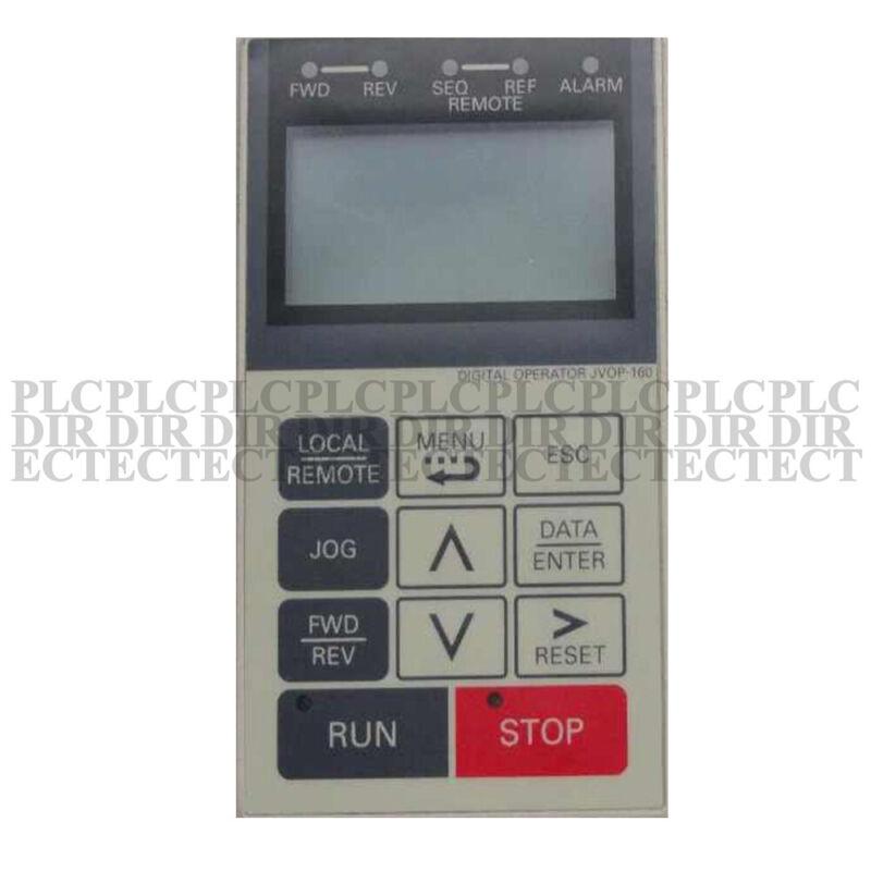 USED Yaskawa JVOP-160 Inverter Digital Operator Panel
