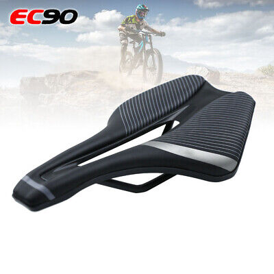 Carbon Fiber Hollow Seat Pad Saddles Fit For MTB Mountain Cycling Road Bike ut