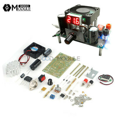 Lm338k 35a Voltage Regulator Step Down Power Supply Module Components Diy Kits