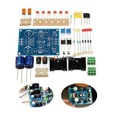 Lm317 Lm337 Adjustable Filtering Power Supply Kits Diy Acdc Voltage Regulator
