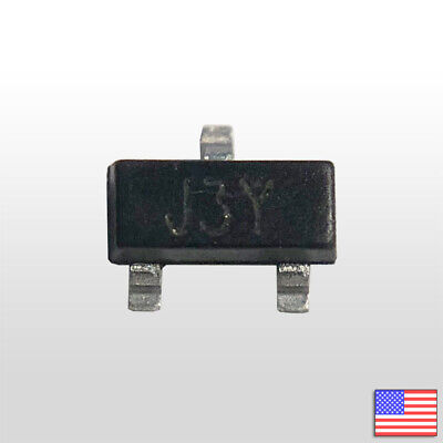 20pcs S8050 Npn Transistor 500ma Sot-23 S8050c Smd J3y 20x - Fast Ship From Usa