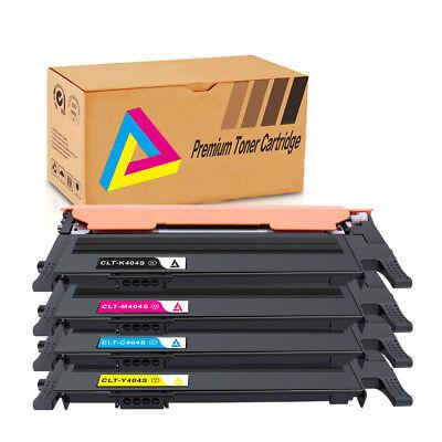 Us 4P Clt 404S Toner Cartridge For Samsung Xpress C480fw C430w C480w C480fn C430