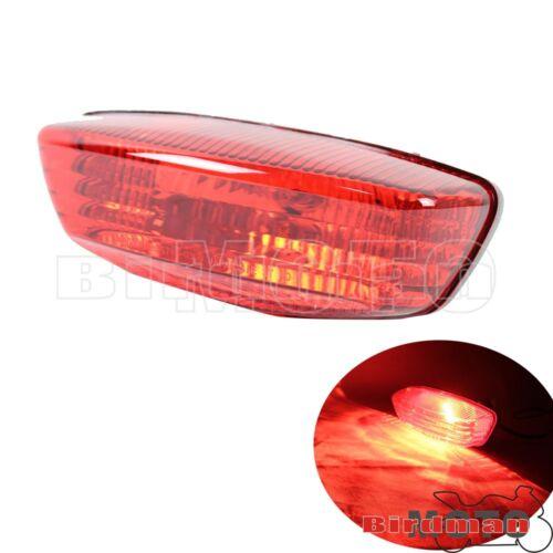 Red Taillight Lamp AssemblyFor Suzuki Ozark 250(LT-F250) QuadSport Z400(LT-Z400)