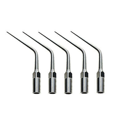 5 Dental Ultrasonic Scaler Endodontic Endo Tips Ed3 For Dte Satelec Handpiece