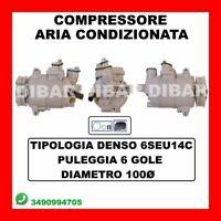 KIT PULEGGIA COMPRESSORE ARIA CONDIZIONATA AUDI A6 2.7 TDI DAL 2004 4F0260805N