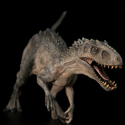 Bereserker Rex Indominus Dinosaur Model Figure Collector Decor Indoraptor Gift