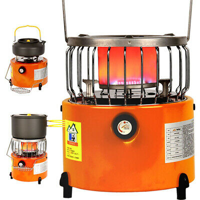 2000W Camping Stove Winter Warmer For Ice Fishing Backpacking Camping