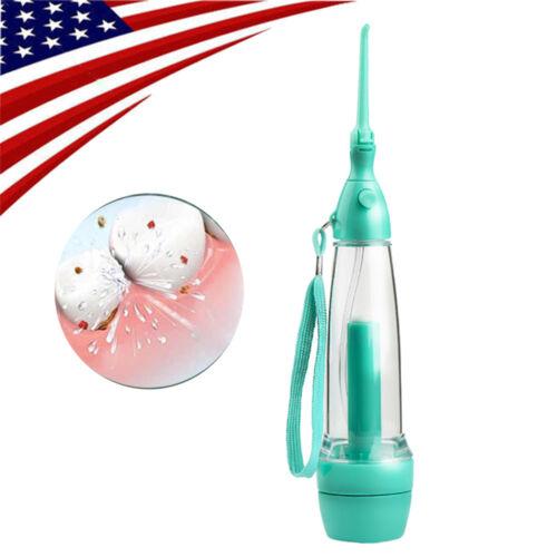 Handheld Dental Irrigator Water Jet Flosser Portable Teeth C