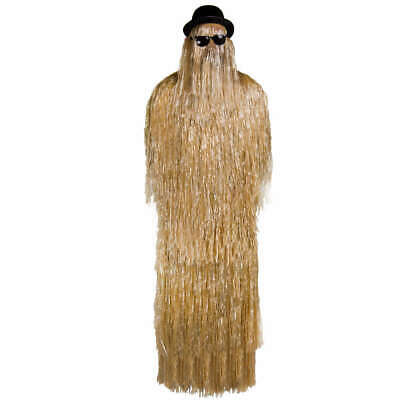 Mob Halloween Costumes (HAIRY COUSIN GOTHIC FAMILY HALLOWEEN FANCY DRESS COSTUME CRAZY SCARY OUTFIT)