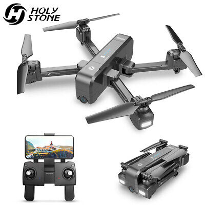Holy Stone HS270 Foldable GPS Drone with 2.7K WIFI HD FPV Camera RC Quadcopter