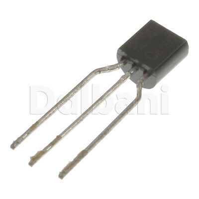 10pcs Bc548c Original Toshiba Small Signal Bipolar Transistor