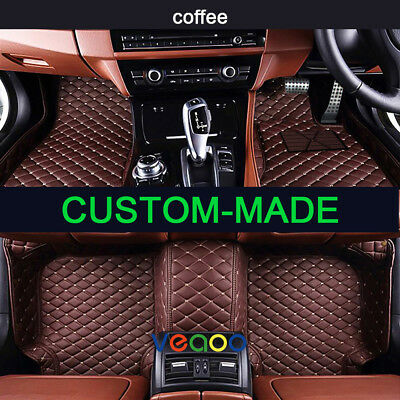 6 Colors Car Floor Mats for Benz GLA Class 2013 2018 All Weather Car Mats Carpet
