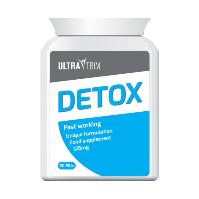 ULTRA TRIM DETOX PILLS – PURIFY YOUR BODY OF ALL TOXINS AND IMPURITIES TABLET