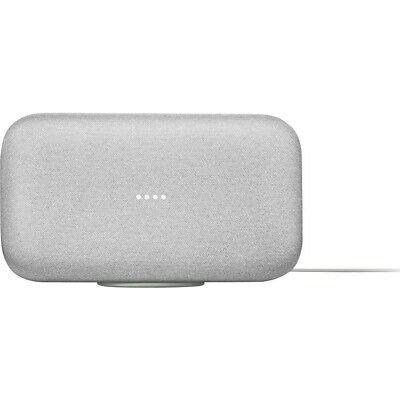 Google Home Max Smart Wifi Speaker- Chalk - (GA00222-US)