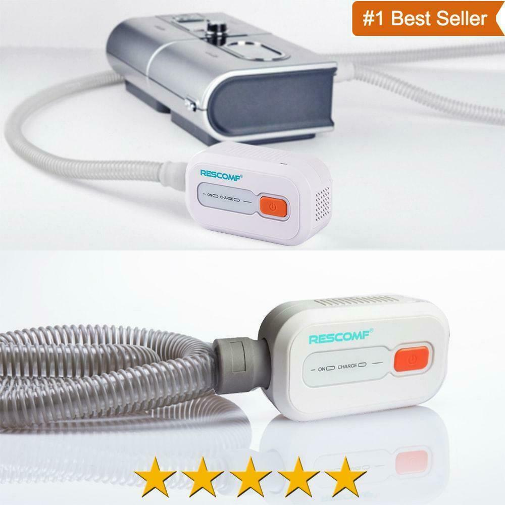 2020 Rescomf CPAP Cleaner Ozone Sterilizer- Sleepless Snorin