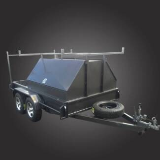 12x6 Tandem Tradesman Top Trailer - 5ft T/Top Campbellfield Hume Area Preview