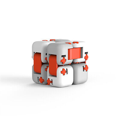 Xiaomi Mitu Cube Finger Spinner Toy Fidget Building Blocks Anti-stress I1R6