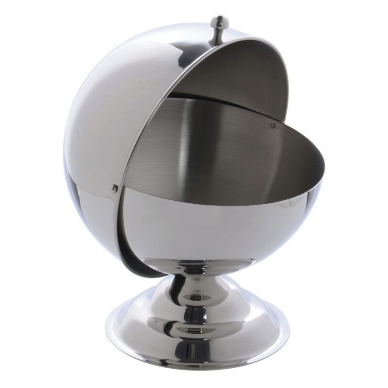 Carlisle Roll-Top Covered Dish 30 oz Stainless Steel (609133)