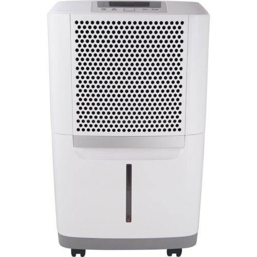 Frigidaire 50-Pint Dehumidifier White FAD504DWD